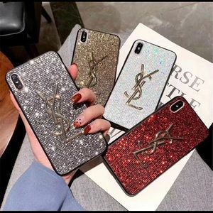 New YSL iPhone cases bling almost all sizes